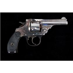 Iver Johnson .32 S&W Safety Automatic Revolver