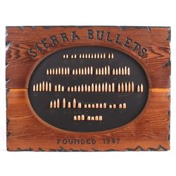 Sierra Bullets Caliber Display .22 through .45