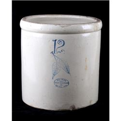 Early 1900's Red Wing 12 Gallon Crock