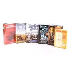 Old West Gunman/Outlaws Historical Book Collection