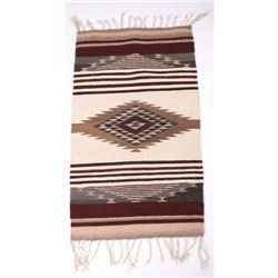 Finely Woven Zapotec Indian Rug