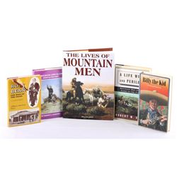 Mountain Men Western Historical Books Collection