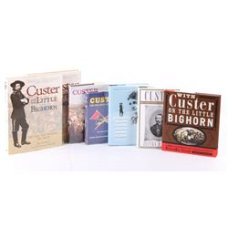 General George Custer Historical Books Collection
