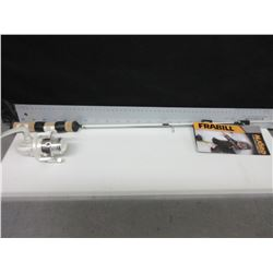 New Frabil Ice Fishing Rod & Reel / $49.99 store price