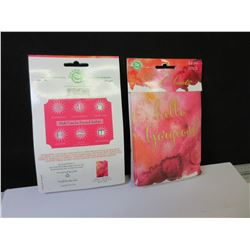 2 New packs of 3 fresh scent Sachets / great for multi uses