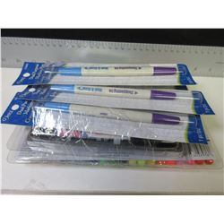 Large bundle of Fabric Markers