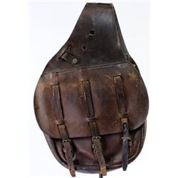 US cavalry marked saddle bags.