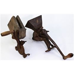 Collection of 2 ranch primitives includes