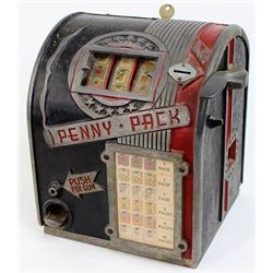 1930's Penny Pack 1 cent trade stimulator