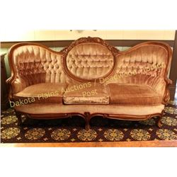 1880's-1890's Revival style sofa