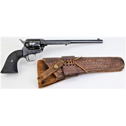 Colt Buntline Scout 22 cal. SN 117222F