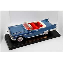 1958 Cadillac Eldorado Biarritz Road Legends 1:18 scale
