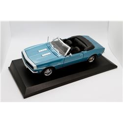 1968 Chevrolet Camero SS 396 Convertible 1:18 scale