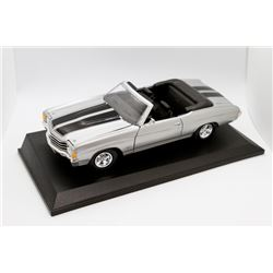 1972 Chevrolet Chevelle SS 454 Maisto Special Edition 1:18 scale