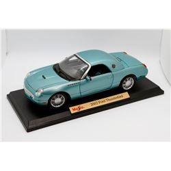 2002 Ford Thunderbird Maisto Special Edition 1:18 scale