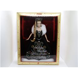 2006 Holiday Barbie Barbie Collector Series