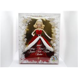2007 Holiday Barbie Barbie Collector Series