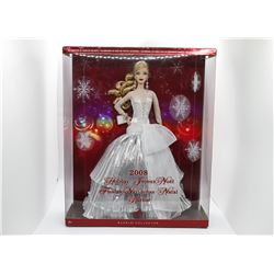 2008 Holiday Barbie Barbie Collector Series
