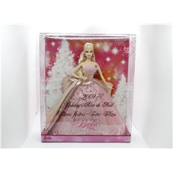 2009 Holiday Barbie Barbie Collector Series
