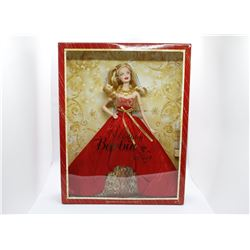 2014 Holiday Barbie Barbie Collector Series