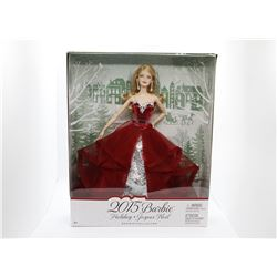 2015 Holiday Barbie Barbie Collector Series