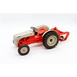 Ford 8N tractor w/ Dearborn plow Has Box