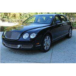2007 Bentley Continental Flying Spur