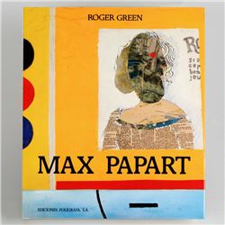 Max Papart Book by Papart (1911-1994)