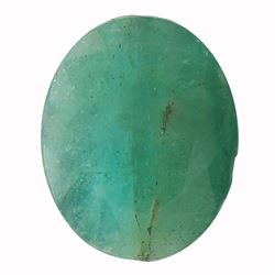 3.53 ctw Oval Emerald Parcel
