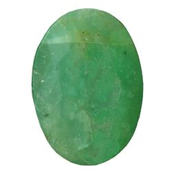 3.55 ctw Oval Mixed Emerald Parcel