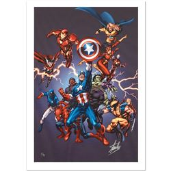 Official Handbook: Avengers 2005 by Stan Lee - Marvel Comics