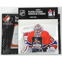 NHL Collectibles Lot.