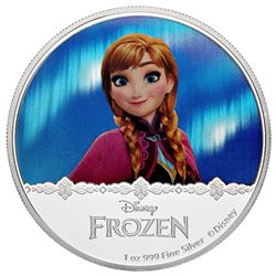 $2 Disney Frozen: Magic of the Northern Lights Collection - Anna