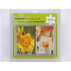 (10) Packages - Daffodil Playing Cards