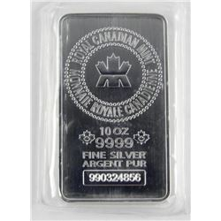 RCM .9999 Fine Bar 10oz Bar Serialized