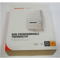 Honeywell Thermostat - Heat Only. (NB)