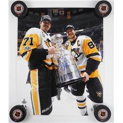 "16x20"" (PITTS) Photo Signed by Crosby-Malkin (MER"