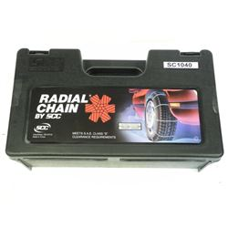 Radial Chain - By SCC Tire Chains