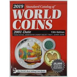 2019 World Coins Price - 2001 Date