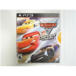 PS3 - Heart of a Champion. Disney Cars