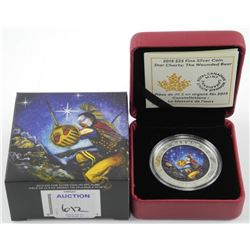 .9999 Fine Silver $25.00 Coin 'Star Charts - Wound