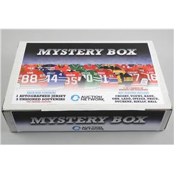 Mystery Box - Sports, Autographed Jersey and More