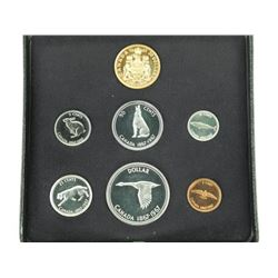 1867-1967 Mint Set As Issued with $20.00 Gold Coin