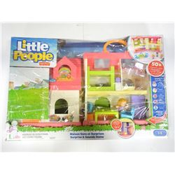 Fisher Price - Little People Set (BOX WORN)