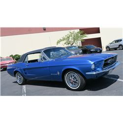FRIDAY FEATURE 1967 FORD MUSTANG