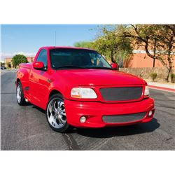 FRIDAY NIGHT NO RESERVE 2004 FORD LIGHTENING SVT 5.4L SUPERCHARGED FUELIE
