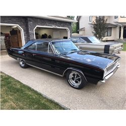 1967 DODGE CORONET 440 RT REAL DEAL BIG BLOCK 440