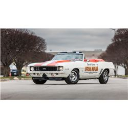 SATURDAY FEATURE! 1969 CHEVROLET CAMARO SS RS INDY 500 PACE CAR 396-375HP 4 SPEED REAL DEAL Z11 PACE