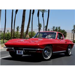 1966 CHEVROLET CORVETTE COUPE FACTORY 427 425HP 4 SPEED