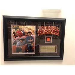 FRIDAY DUKES OF HAZARD LTD EDITION PIECE F THE GENERAL LEE